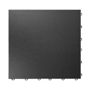 Vinyltrax Carbon Fiber Floor Tiles