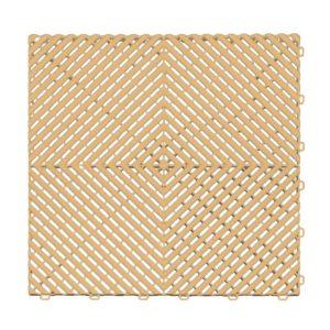 Ribtrax Mocha Java Floor Tiles